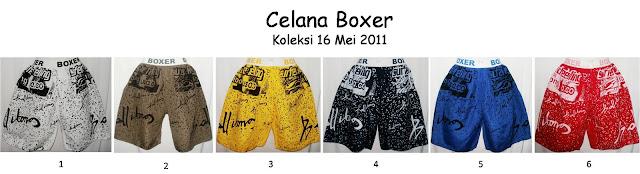 celana dalam, celana boxser, grosir celana dalam