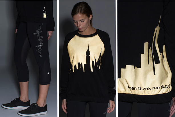 lululemon new york city marathon special edition