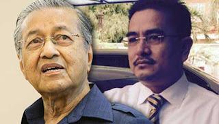 Ali Tinju desak polis tangkap Tun M