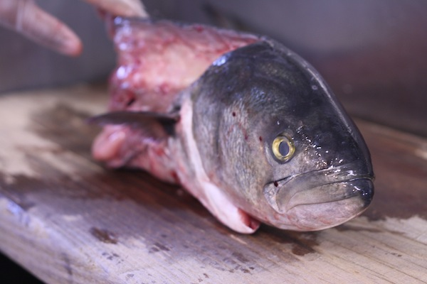 Diary of a locavore jamaican fish head stew the local for Jamaican salt fish
