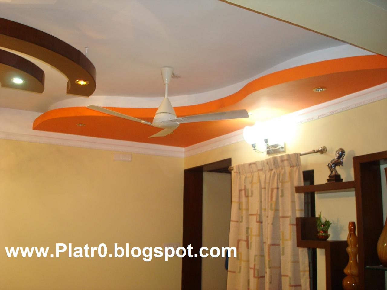 Plafond platre marrakech d coration platre maroc faux for Platre dicor 2015