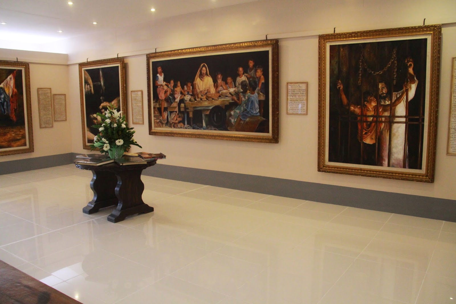 More paintings at Joey Velasco Gallery
