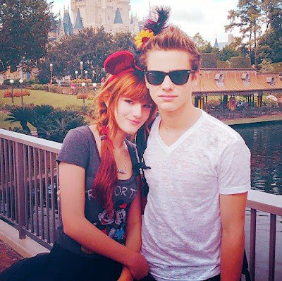 Bella Thorne And Garrett Backstrom Bella Thorne Pe...