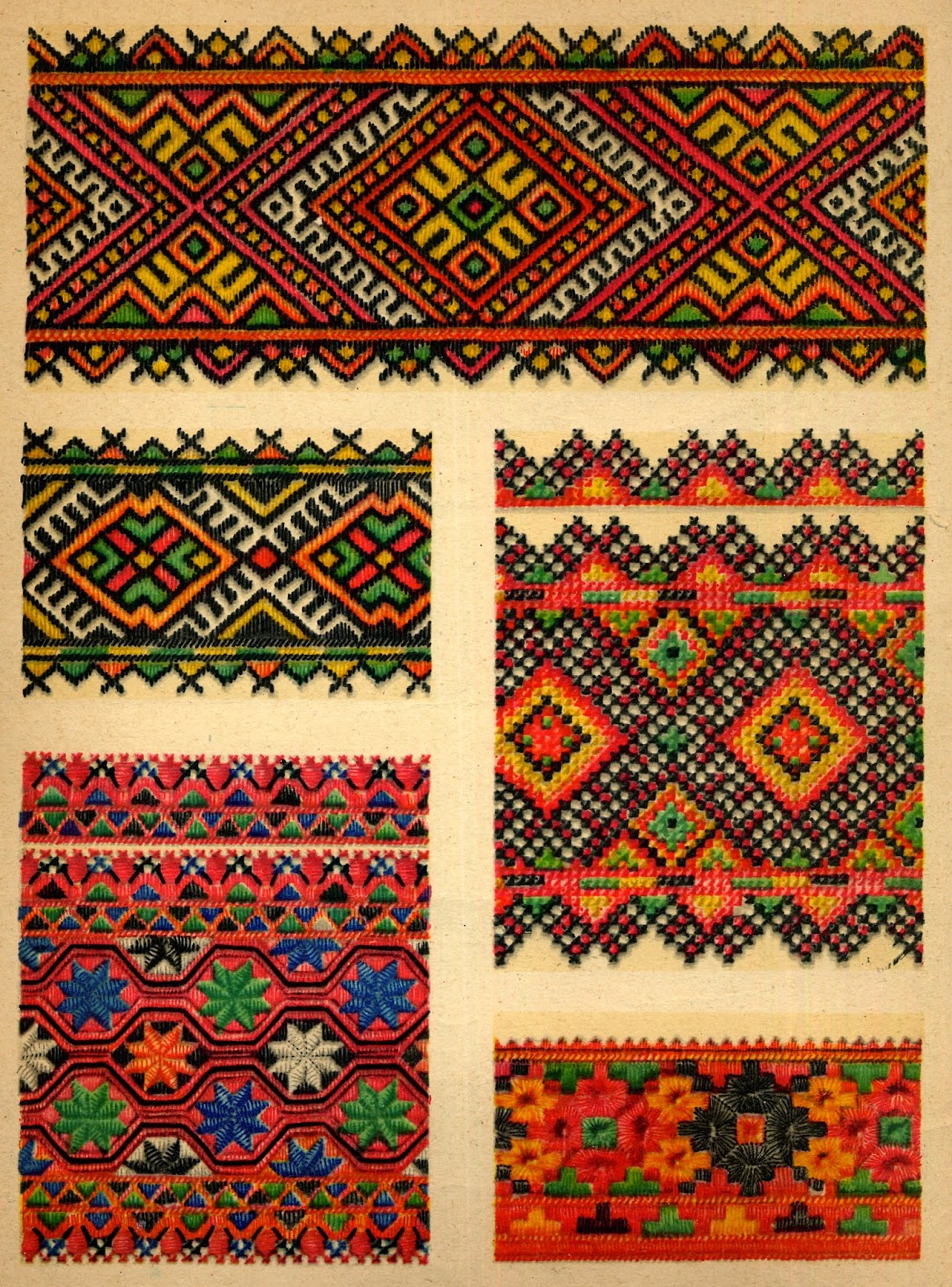 traditional embroidery Folk art is a longtime favorite among textile artisans wycinanki, polish folk art popular as paper cuttings, has been reproduced into beautiful machine embroidery even centuries later, its bright colors and whimsical depictions make the designs popular as ever photos via embroidery library folk.