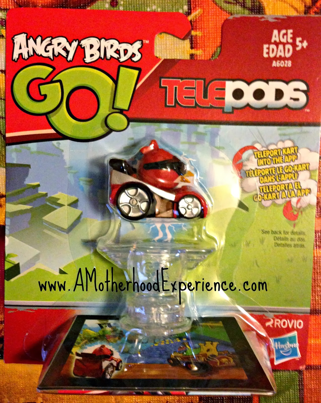 Angry Birds Go Toys : Stuff your stockings with hasbro a motherhood experience