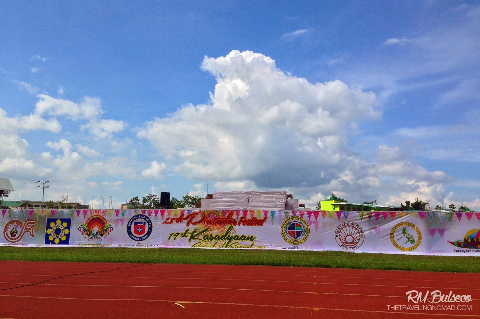 Pintados Tacloban 2014