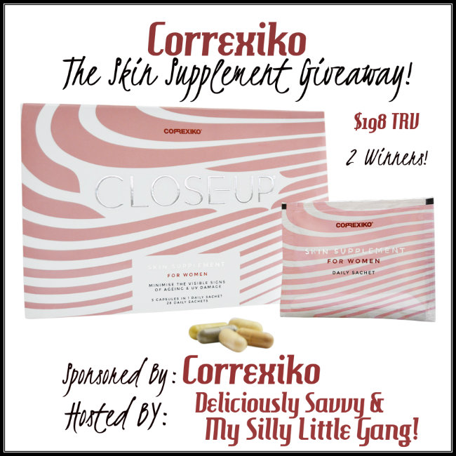Correxiko Skin Supplement