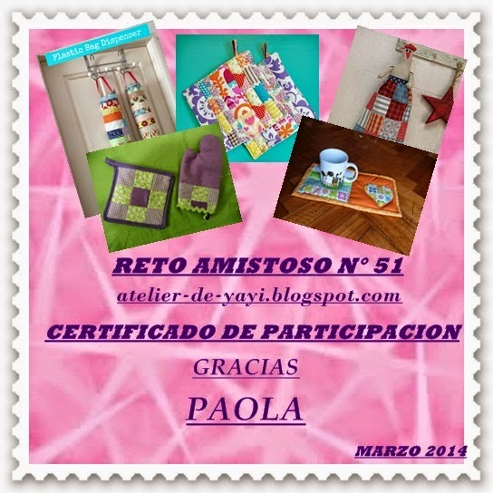 certificado reto 51