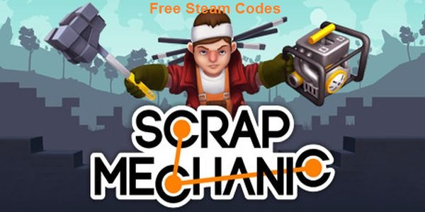 Scrap Mechanic Key Generator Free CD Key Download