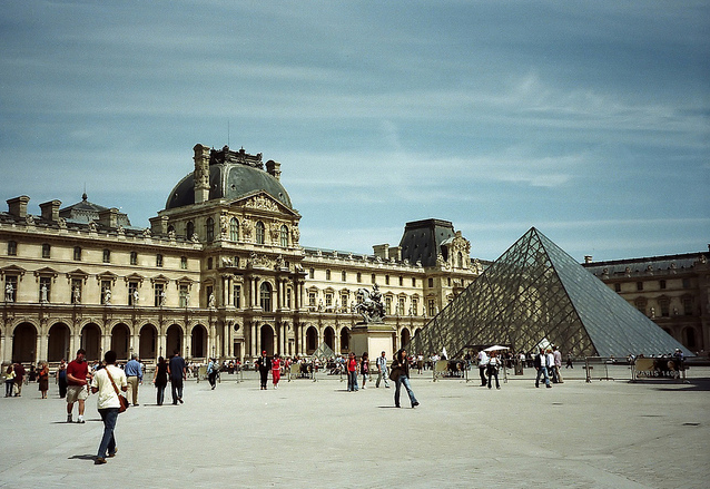 The Louvre Museum Paris