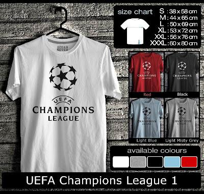 kaos distro uefa champions league 1