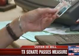 Voter ID Passes Senate...