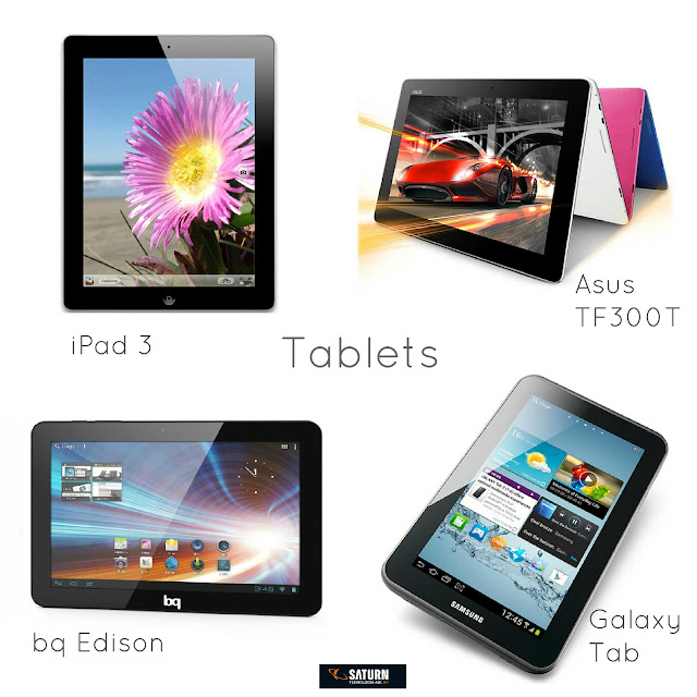 Tablets Saturn Thader