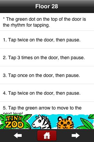 100 Floors Level 45 Guide