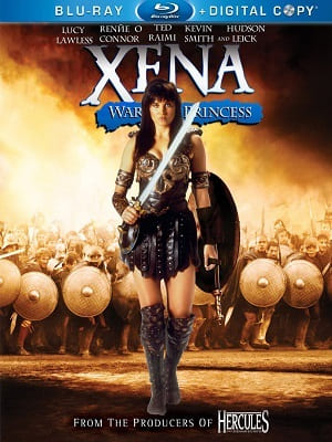 Xena - A Princesa Guerreira Séries Torrent Download capa