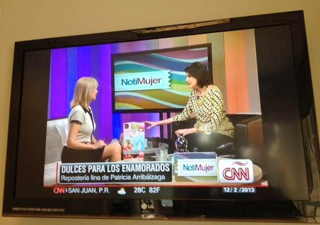 Patricia Arribálzaga entrevistada por Mercedes Soler de Notimujer