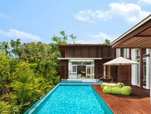 W Retreat, Jungle Oasis