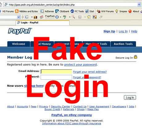 fake fb page download
