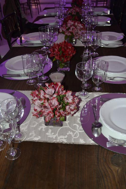 Recepção: Maison Carlos Gomes Gastronomia: Maison Carlos Gomes Decoração:  Arte Em Flor Mobiliário: Mobel Festas Toalhas: Bela Mesa Mesa De Doces:  Tita Bedin