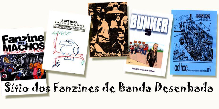 Sítio dos Fanzines de Banda Desenhada