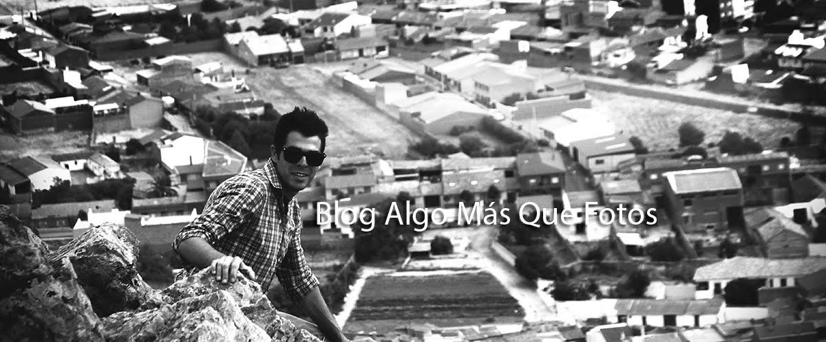 Blog de Algo Más Que Fotos.