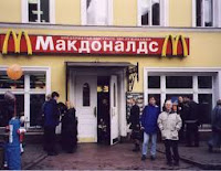 McDonald's Travels to Russia