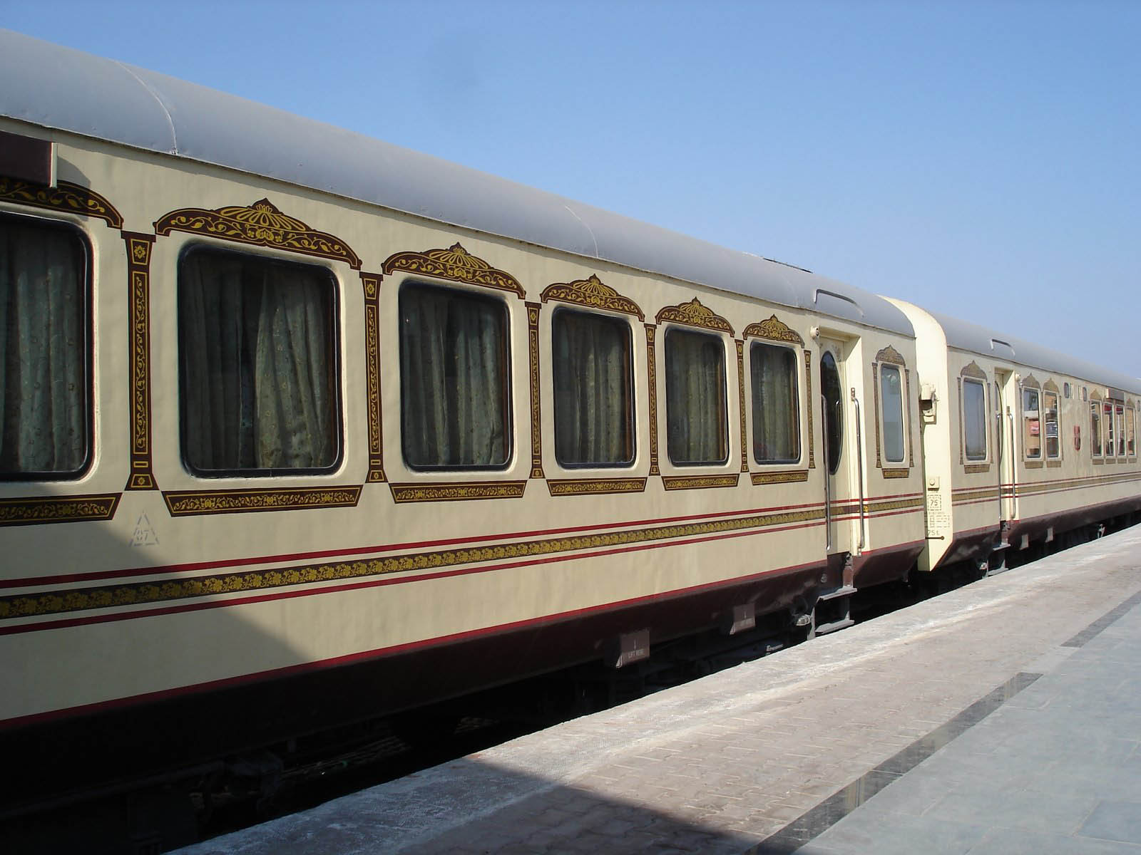 maharajas express unveils revamped website luxury train travel