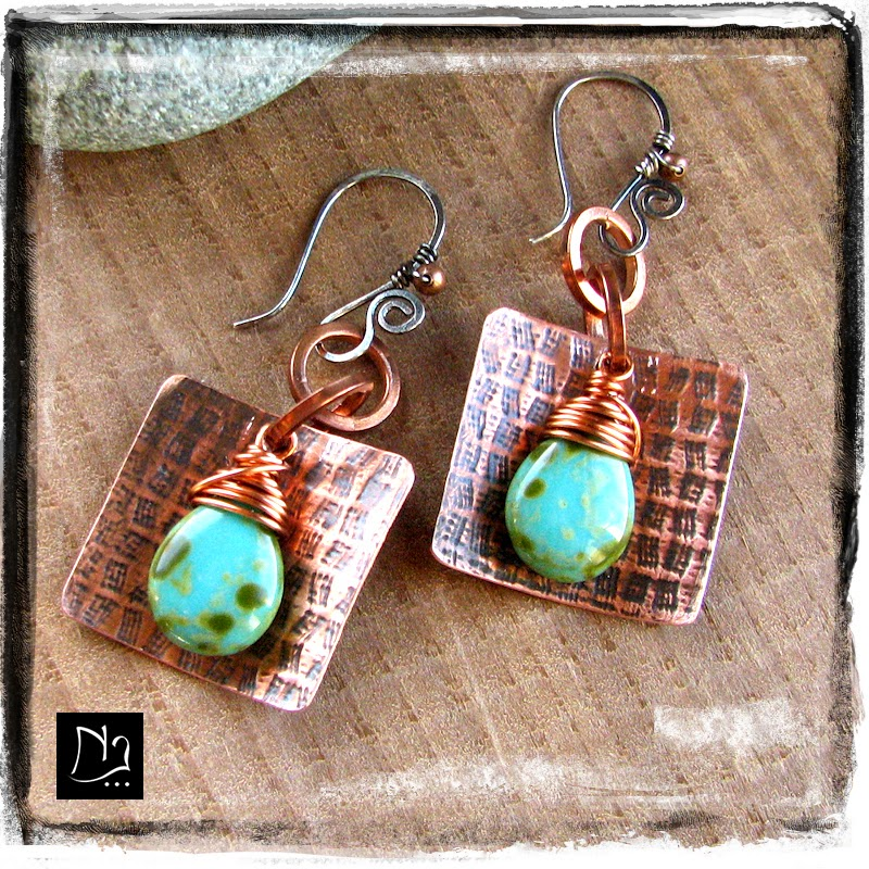 http://www.nathalielesagejewelry.com/collections/sterling-silver-designer-earrings/products/cedar-cove-earrings-turquoise-spice