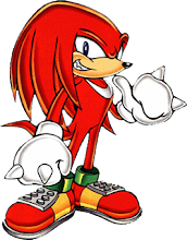 Kuckles the Echidna