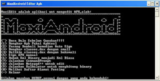 how to edit apk file