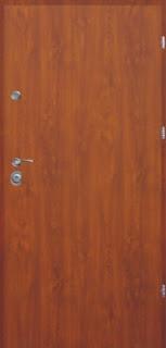 Drzwi wzmocnione