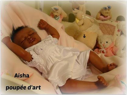 Aisha 19'', octobre  2013