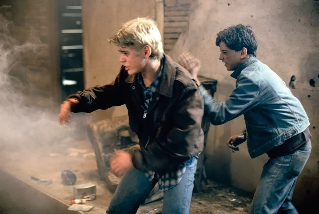Movie Review: The Outsiders (1983) | The Ace Black Blog