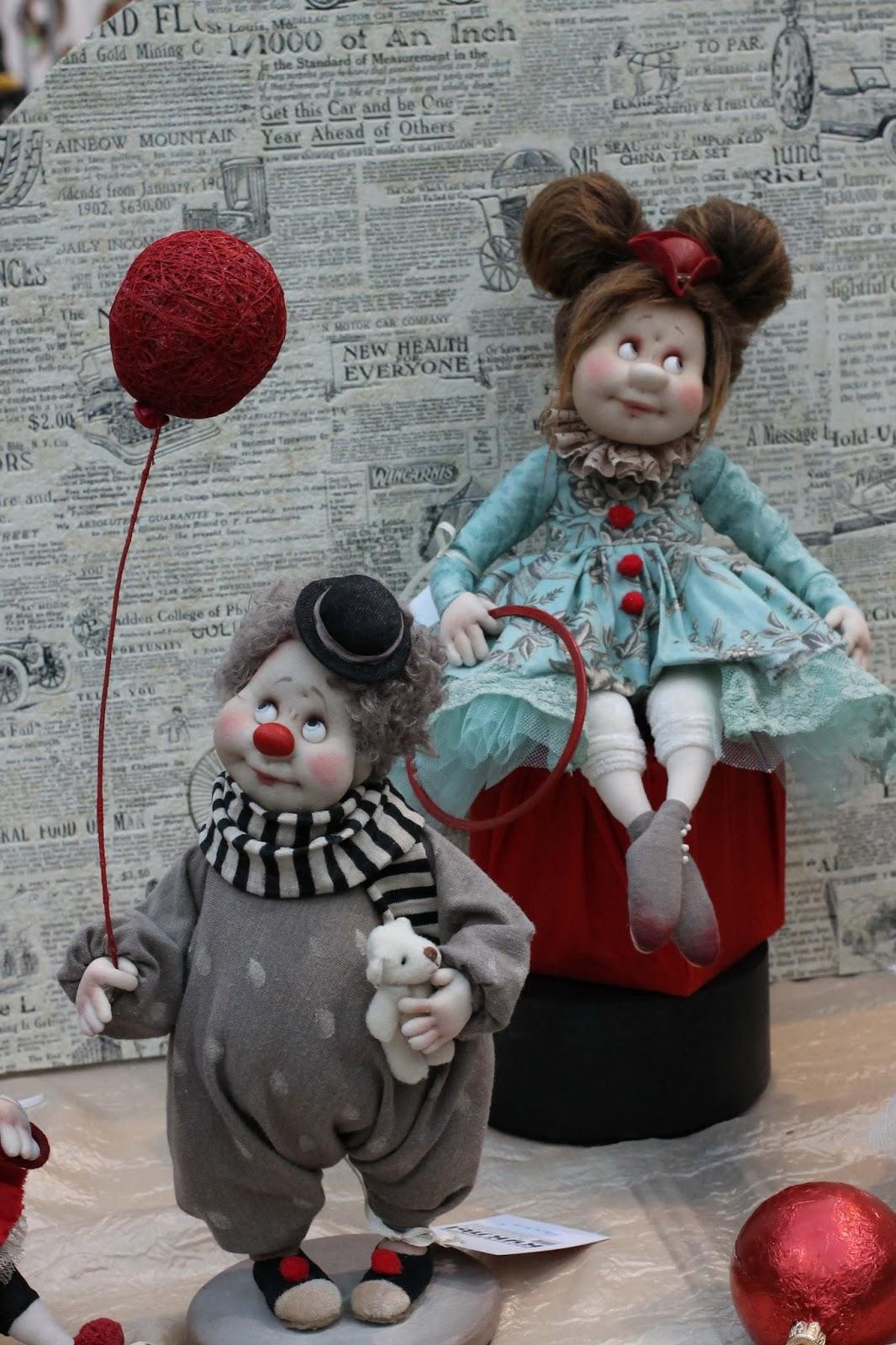 Куклы из чулок картинки