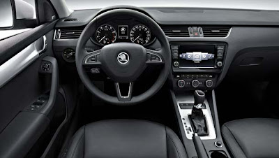 2013 Skoda Octavia is out!