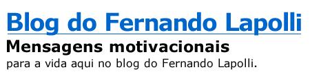 Blog do Fernando Lapolli