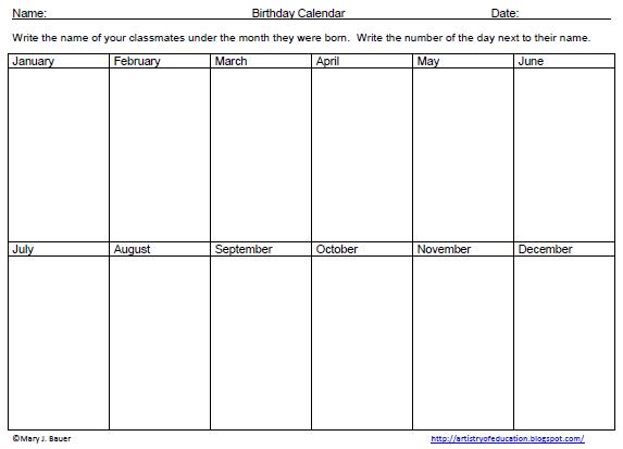 Free Two Week Calendar Template - Empty schedule template