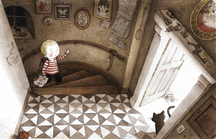 Librambini la fiera delle meraviglie librambini for Disegni di casa chateau francese