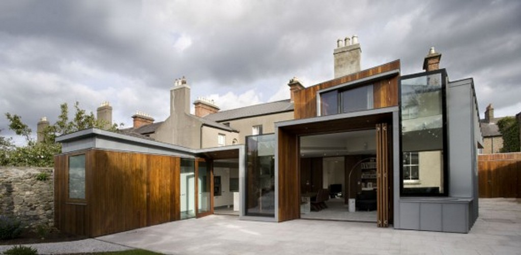 Home Decor Ideas: Modern homes exterior designs Dublin.