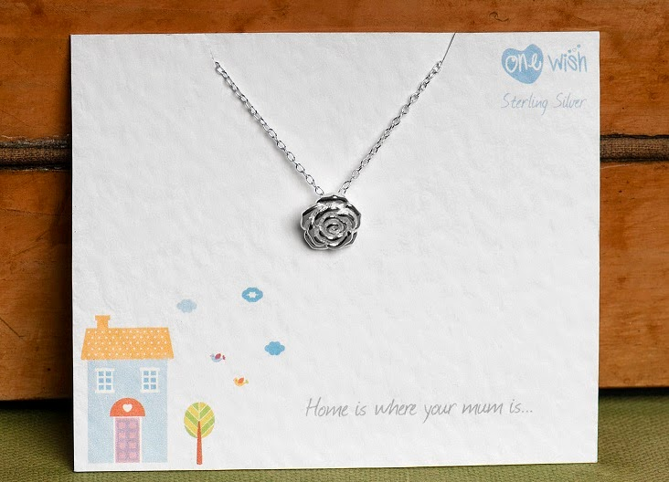 Yorkshire Blog, Mummy Blogging, Parent Blog, Balagan, The Balagan Group, The Karma Cafe, necklace, Flowers, One Wish,