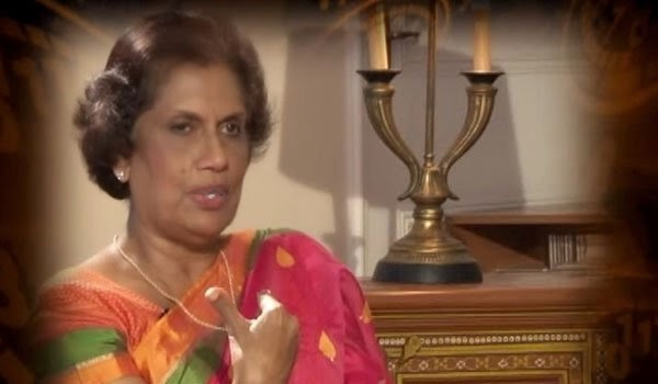 Chandrika gave over revamping of SLFP