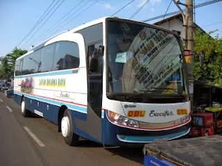 Sejarah Bus Po Safari Dharma Raya