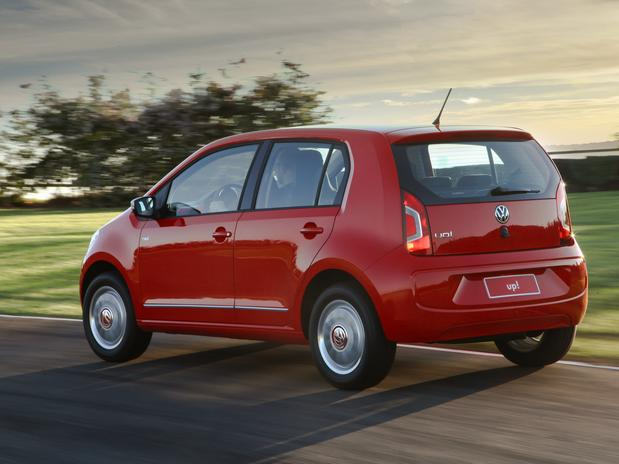 Volkswagen Red-up!