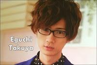 Eguchi Takuya Blog