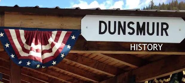 Dunsmuir History
