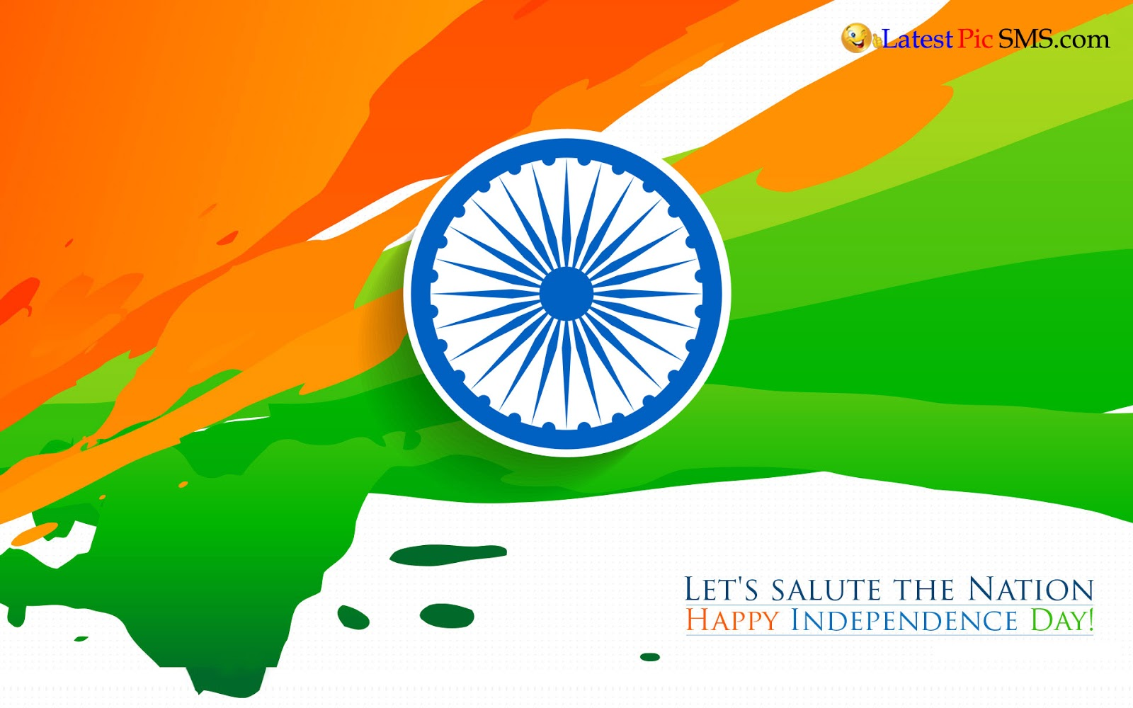 Happy Independence Day Photoshop