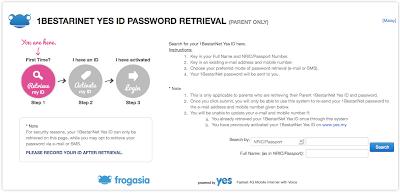 1BestariNet SMK Bukit Rambai: Cara Mendapatkan Yes ID Dan Password VLE ...