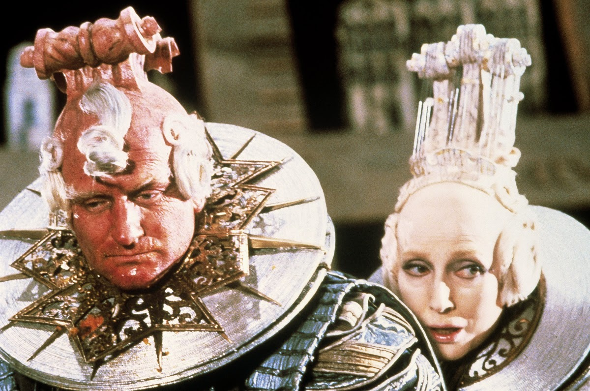 naturalistic uncanny marvelous  the adventures of baron munchausen 1988 the song of hiawatha 1997