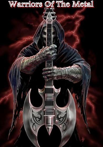 Warriors Of The Metal