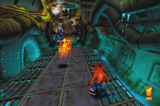 Crash Bandicoot 2 – Cortex Strikes Back Crash+Bandicoot+2+Sewer+Level